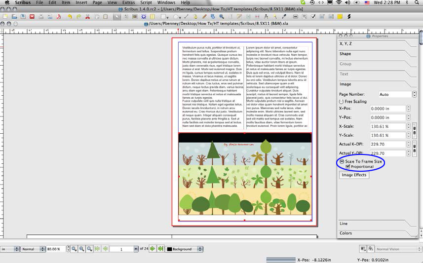 Preparing Your Book For Print with Scribus – OneBookShelf Publisher